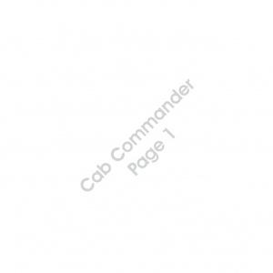 Cab Commander Page 1